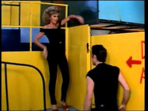 """Grease  Música: """"You're The One That I Want (From """"Grease"""" Soundtrack)"""", de John Travolta, Olivia Newton-John (Años 70)"""