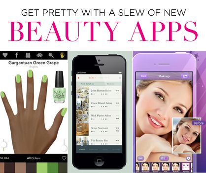 Must-Have Beauty Apps