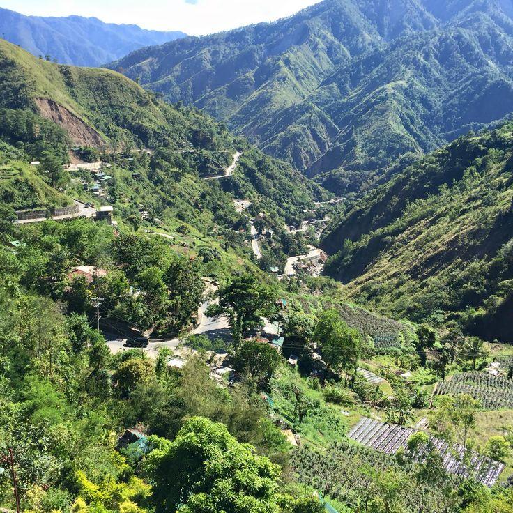 Die Reisterrassen bei Baguio