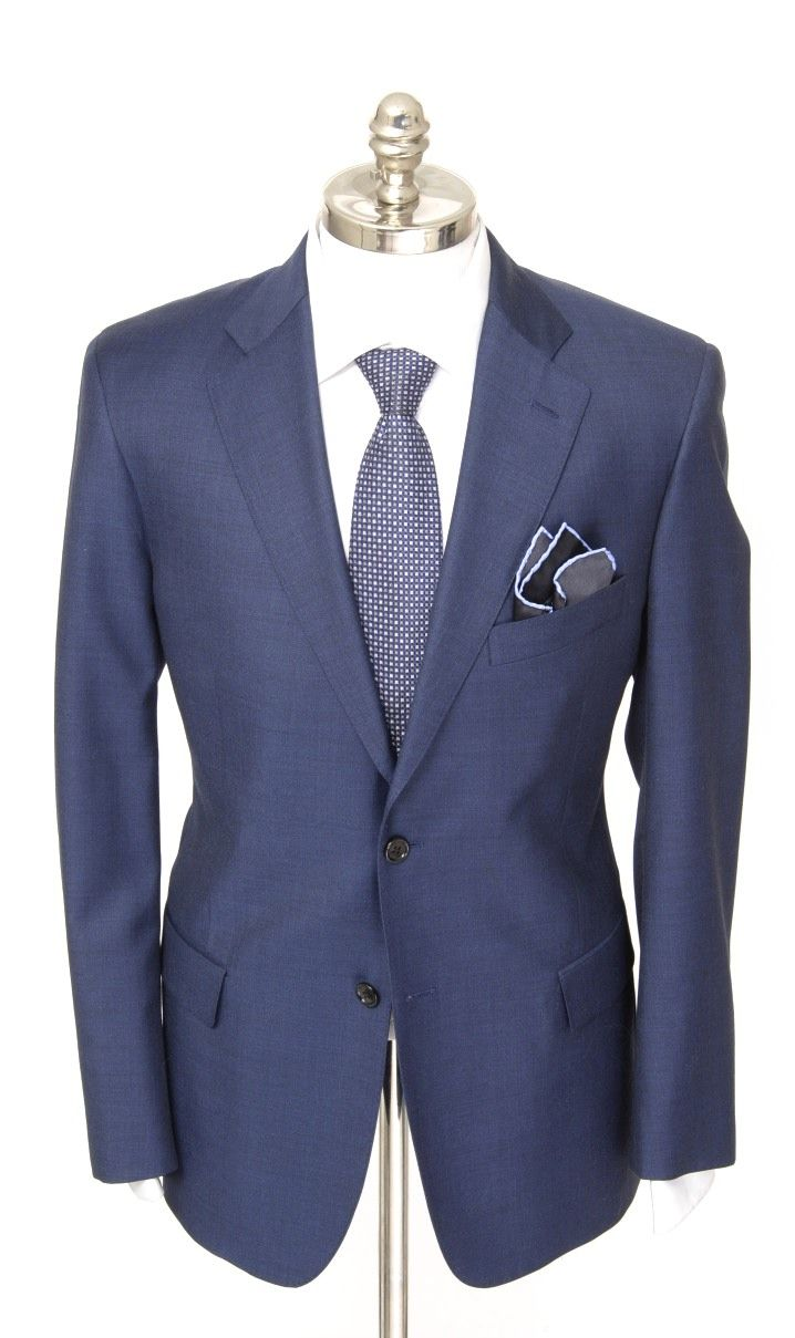 SOUTHWICK Solid Navy All Season Super 110's 2Btn Flat Front Suit     Find yours! http://www.frieschskys.com/suits     #frieschskys #mensfashion #fashion #mensstyle #style #moda #menswear #dapper #stylish #MadeInItaly #Italy #couture #highfashion #designer #shopping