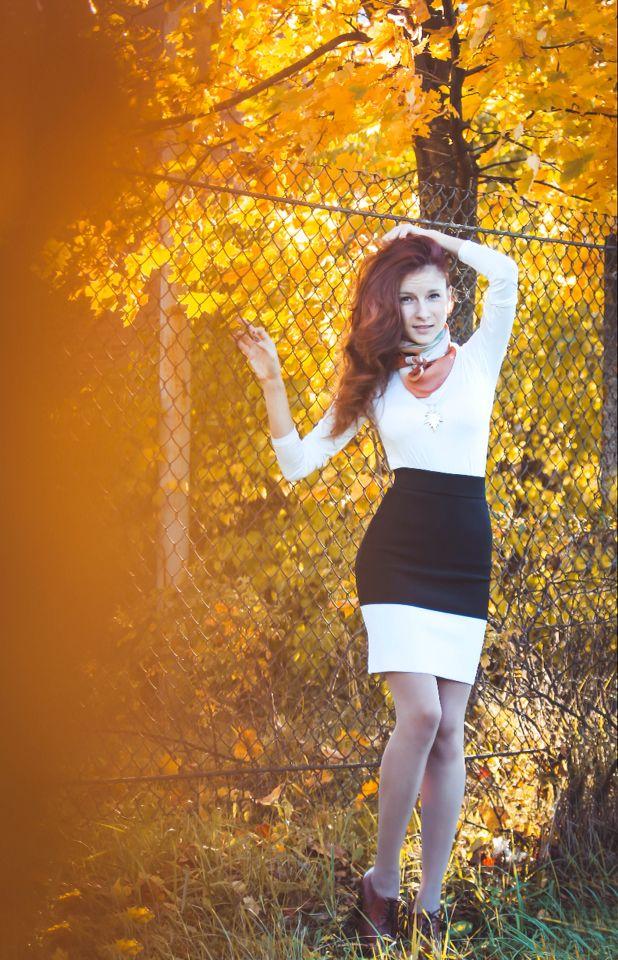 #Осень#девушка#позы#фотосессия