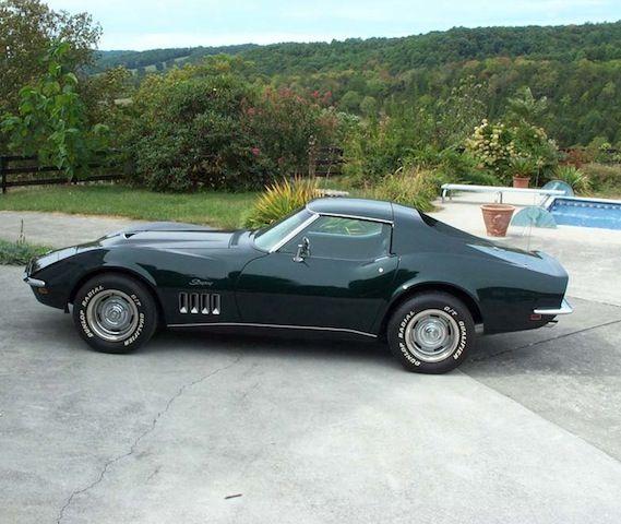 69 corvette autos post. Black Bedroom Furniture Sets. Home Design Ideas