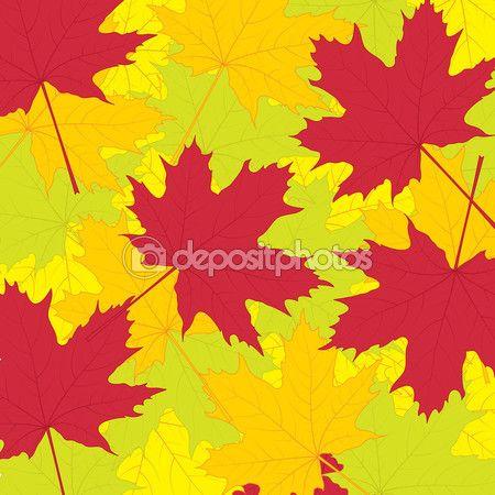 Pobieraj - Wektor ilustracja jesień klon liści — Ilustracja stockowa #94862544