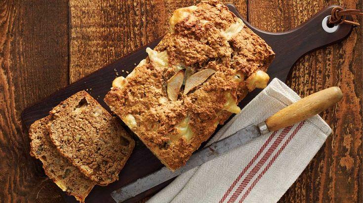 Cuisinez ce pain sucré et salé au fromage suisse! Un délice!