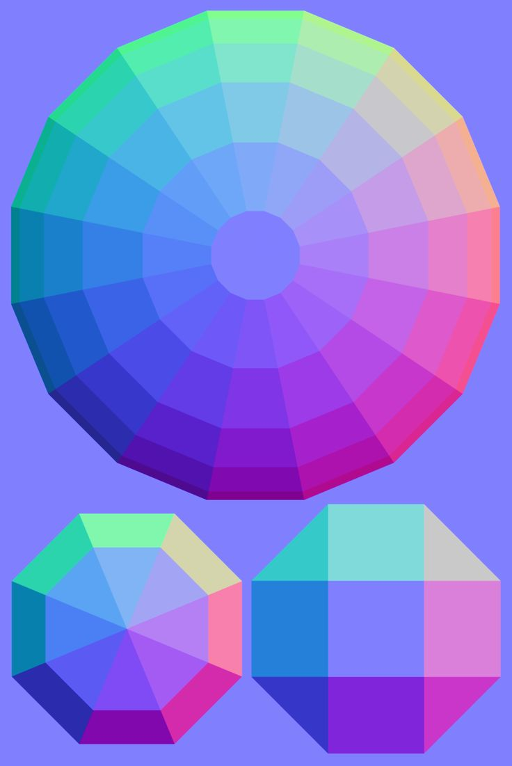 This is the palette I use when I'm fixing or painting normal maps, I find it easier to pick from a segmented sphere rather than a smooth s...