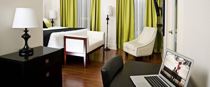 Hotel Victoria, a beautiful boutique hotel in downtown Toronto, is the perfect place for a romantic getaway!