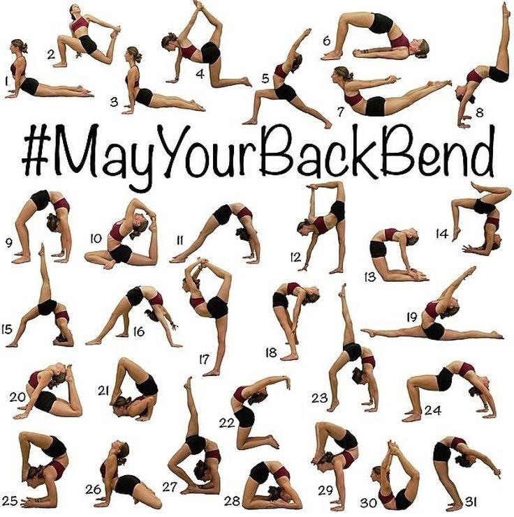 Back Stretches For Flexibility Back flexibility stretches