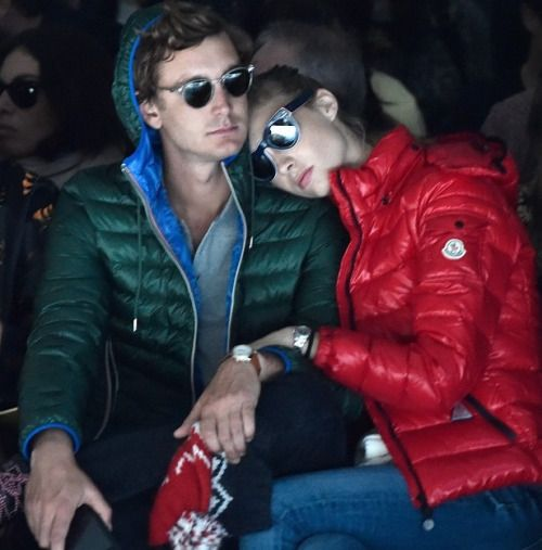Pierre Casiraghi + Beatrice Borromeo