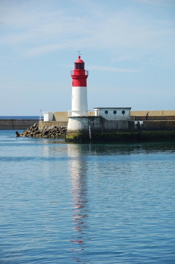 Un phare breton