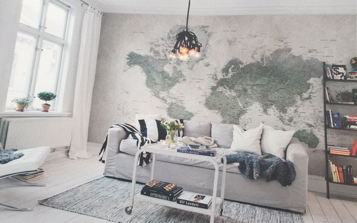 Like this wall mural also. Probably second choice behind floral. Think this is probably more timeless