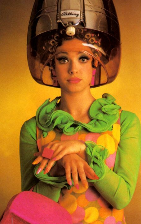 VINTAGE PHOTOGRAPHY: Fashion 1960s