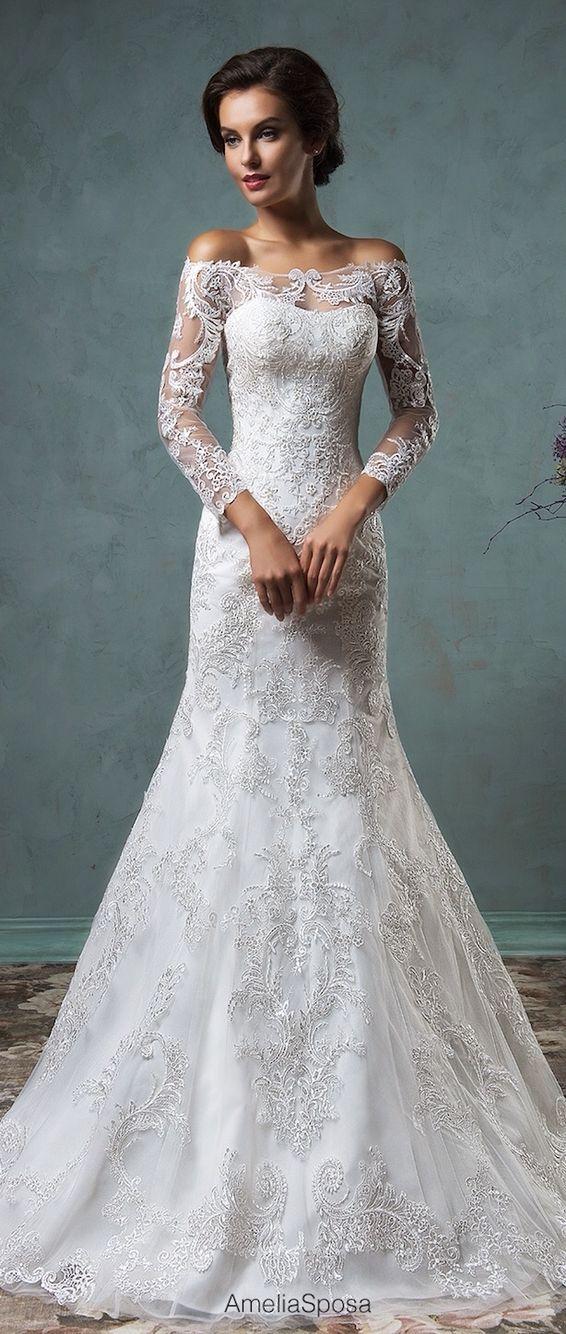 Amelia Sposa 2016 Wedding Dresses