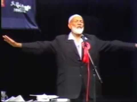 Sheikh Ahmad Deedat - The Quran Or The Bible- Which Is God's Word? (Deed...