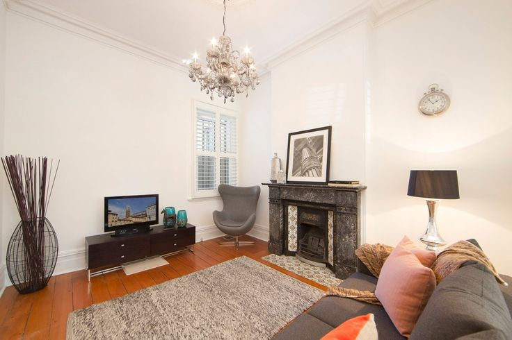 Stylish classic Victorian residence in blue-ribbon village enclave - 4 Toxteth Road Glebe at Pilcher Residential