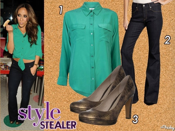 Style Stealer: Melissa Gorga's Got The Color Of The Year Covered
