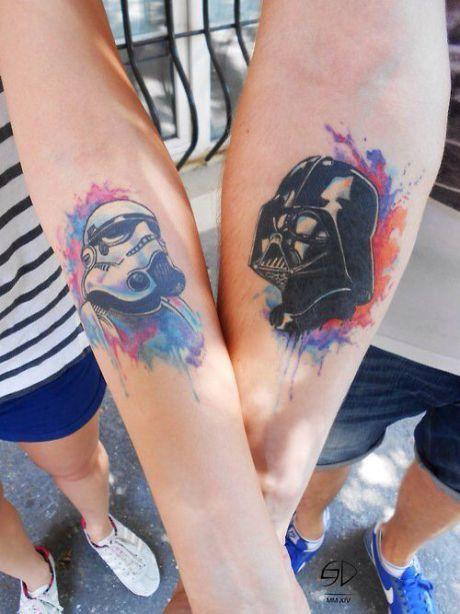 24 inspirações de tatuagens para quem é fã do Star Wars | COSMOPOLITAN