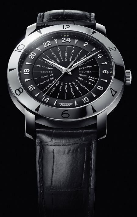 Pre Baselworld 2013 Tissot Heritage Navigator 160th Anniversary - Orologi di Classe