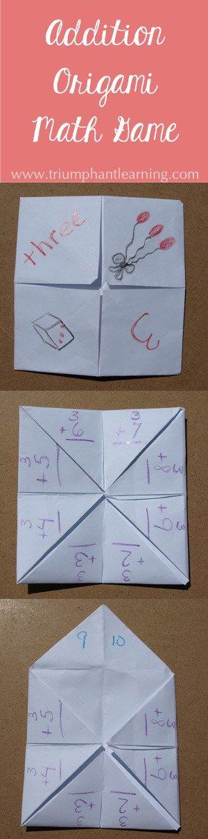 Best 25+ Origami fortune teller ideas on Pinterest ... - photo#49