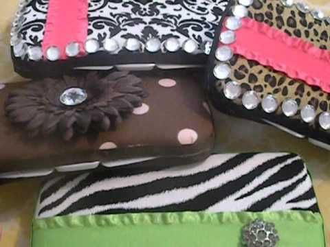 Diaper Wipe Cases Covers.... so cute and cheap... great gift or just for yourself...