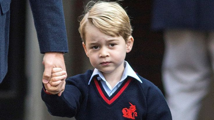 Here's why Prince George isn't allowed to make a best friend