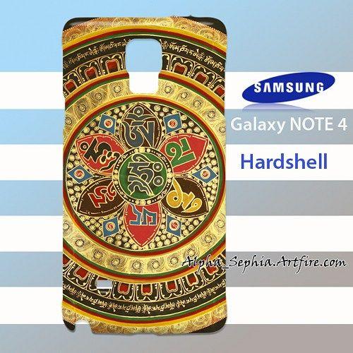 Buddhist Mandala Samsung Galaxy S4 Case Cover Hardshell