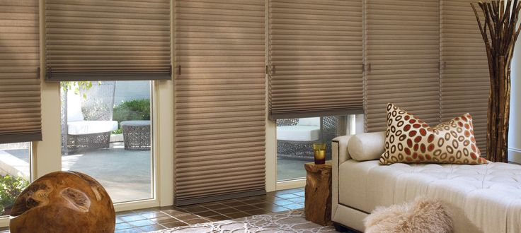 Impressive Blinds For Sliding Glass Doors method Indianapolis Beach Style Spaces Decorators with blackout cellular shade blackout curtains blackout honeycomb shades blackout shades blinds Blinds and Window