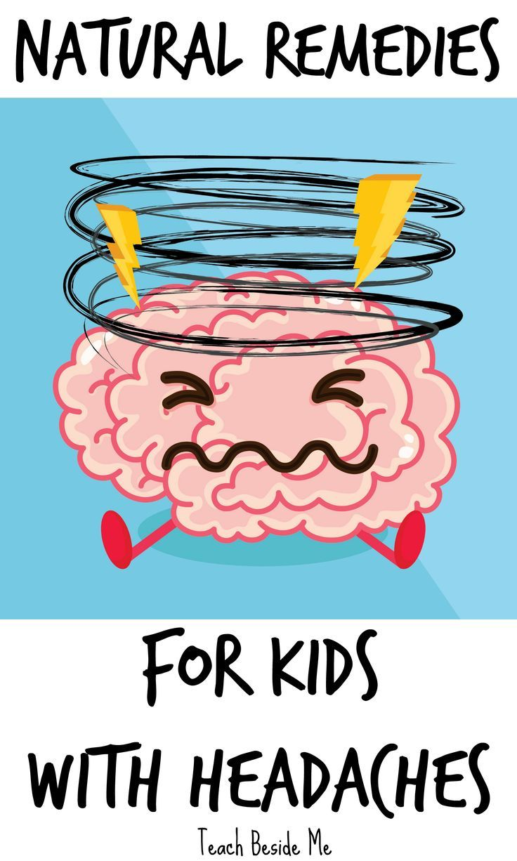 Natural remedies for kids with headaches.  How to help without medication.  via @karyntripp