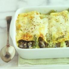 Delia Smith Asparagus Cannelloni