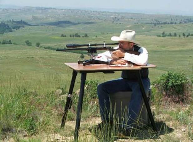 Portable Shooting Bench Building Plans - WoodWorking Projects & Plans