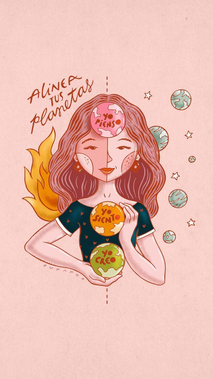 Yoga Mantras, Life Words, Psychedelic Art, Mindfulness, Illustration, Quotes, Inspiration, Instagram, Yoga
