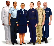 United States Coast Guard uniforms - Wikipedia