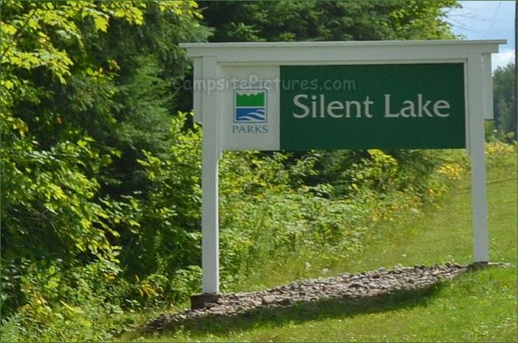 Silent Lake Provincial Park, Camping in Ontario Parks