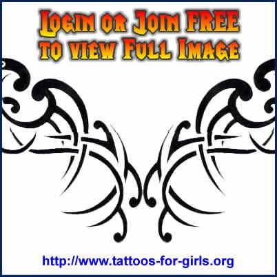 back tattoo 16 http://www.tattoos-for-girls.org/122/back-tattoos-for-girls/