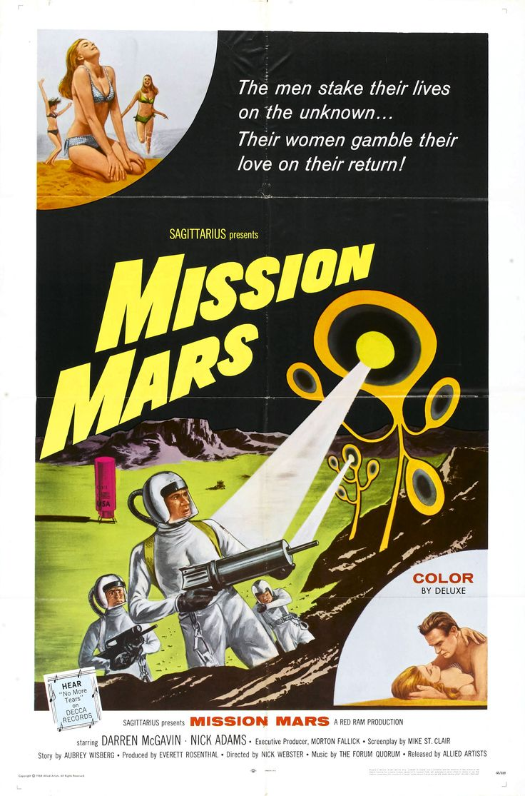mission to mars poster - photo #22