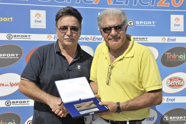 #BeachSoccer:Premio #FairPlay per Luigi #Vavalà,uno dei padri fondatori della disciplina in Italia