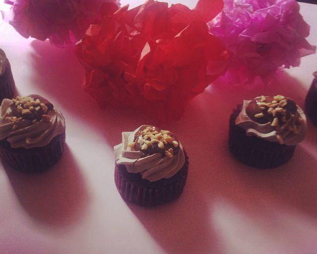 #cupcake #chocolate #torteggiando