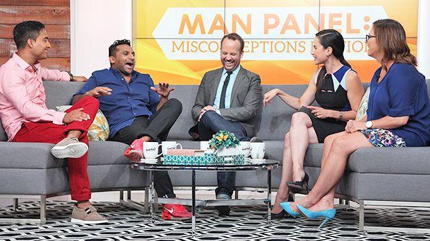 Man Panel: Misconceptions edition