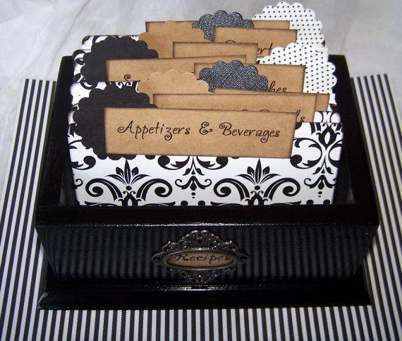 Decorative Recipe Box 2: 264 Best Recipe Scrapbook Ideas Images On Pinterest