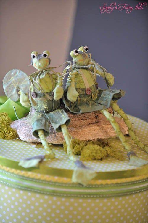 ΒΑΠΤΙΣΗ ΒΑΤΡΑΧΑΚΙΑ - Sophy's Fairy Tale
