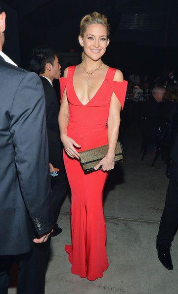 Kate Hudson - amfAR's Inspiration Gala Los Angeles - Inside