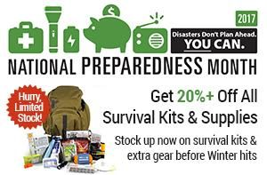 Survival Kits, Emergency Kits & First Aid in the Largest Survival Store - Survival Frog