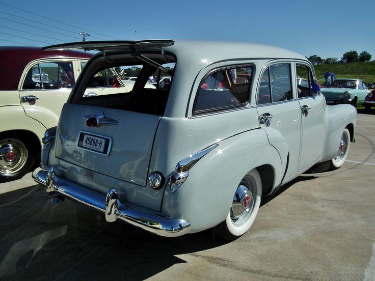 1956 Holden FJ station wagon | Flickr - Photo Sharing!