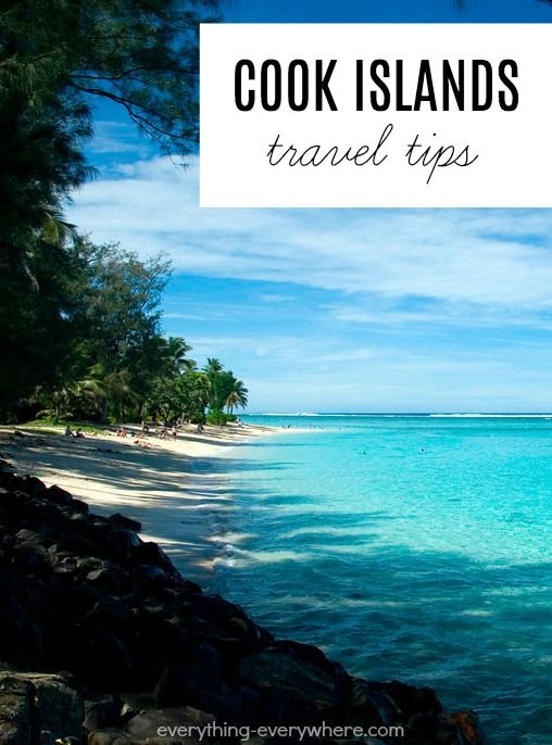The Cook Islands is an island nation located in the South Pacific Ocean. It has a free association with New Zealand and is comprised of 15 islands in total. Plan your trip to the Cook Islands with this travel guide.