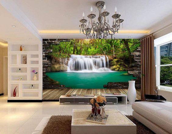 les 56 meilleures images du tableau papier peint 3d. Black Bedroom Furniture Sets. Home Design Ideas