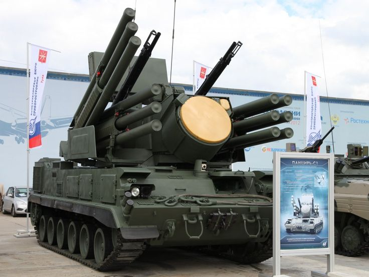 The Most Advanced Weapons Systems Used By The Russian Army - Business Insider