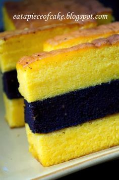 For Chinese New Year in the last two years, I have been making  Kueh Lapis Legit (Thousand Layer Cake) . This year, I decided to try anothe...