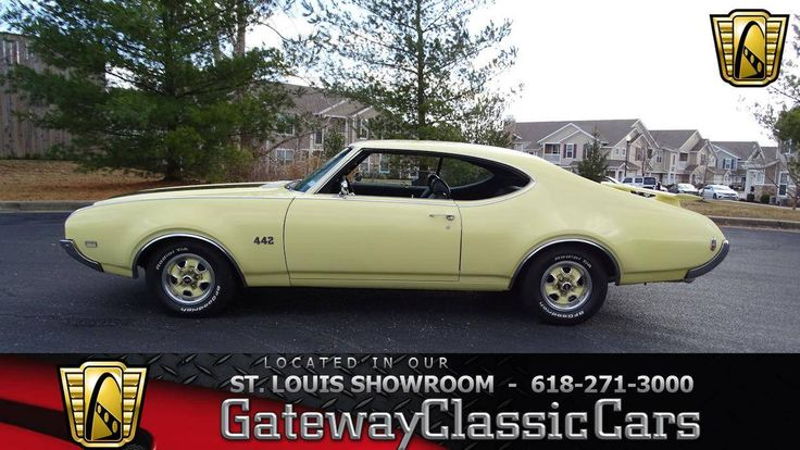 1969 Oldsmobile Cutlass for sale #2066270 - Hemmings Motor News