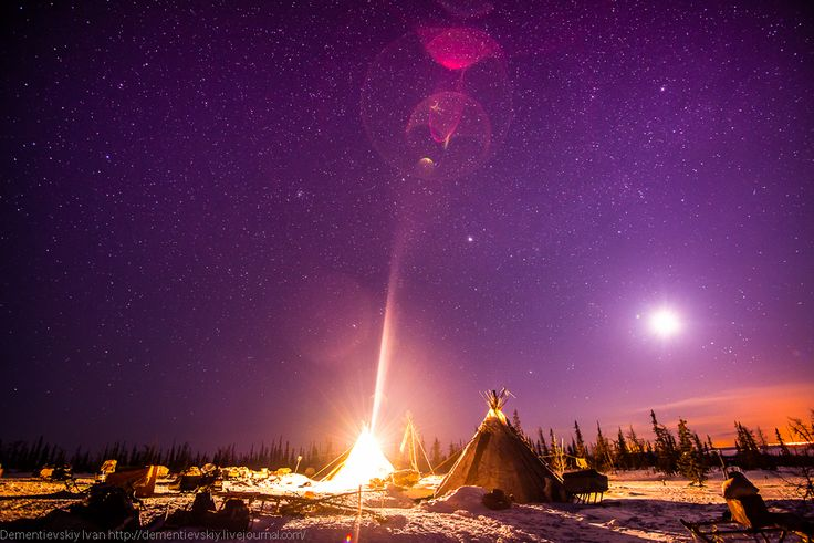 Space! Yamal tundra, Russia. Photographer Ivan Dementievsky #Arctic #ArcticArt #Yamal #Russia #ArcticInfo #tundra