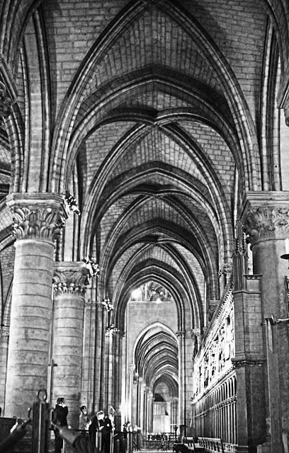 Flying Buttress On Pinterest Gothic Architecture Paris Architecture