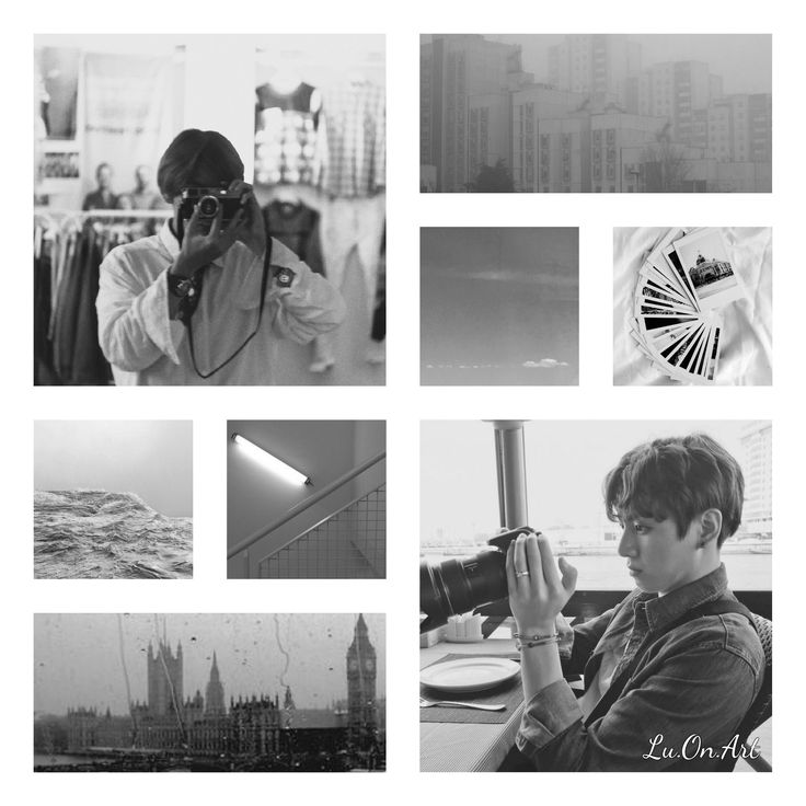This is my own work - Lu.On.Art Vkook BTS Collage #vkook#kpop#collage#jungkook#tae#taehyung#kookie#grey